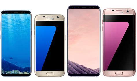 Galaxy S8 Edge Specs Comparison Galaxy S8 Vs Galaxy S7 Galaxy S8 Vs Galaxy S7 Edge Droid