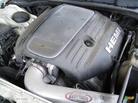 2005 Chrysler 300 Engine 2005 chrysler 300 c hemi awd engine photos gtcarlot