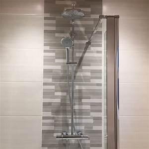 Clocks Stand Up Shower Doors Frameless Sliding Shower