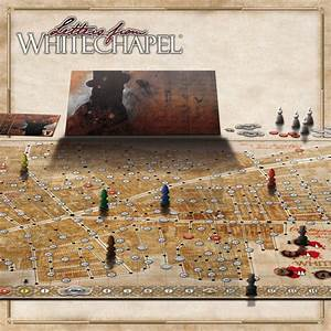 metagames blog archive review letters from whitechapel With board game letters from whitechapel