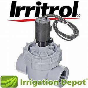 Irritrol 2400 Series Valves