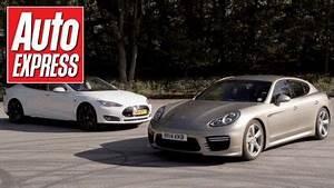Auto überwachungskamera Gegen Vandalismus : video testbericht porsche panamera turbo s gegen tesla ~ Michelbontemps.com Haus und Dekorationen