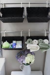 bathroom basket ideas 30 diy storage ideas to organize your bathroom page 2 of 2 diy projects