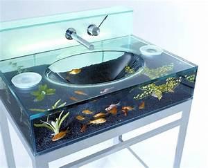 Aquarium Dans Le Salon En Plus De 100 Id U00e9es Magnifiques