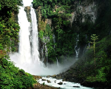 maria cristina falls mindanao island philippines