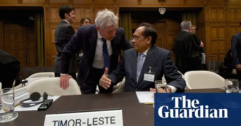 Timor Leste Praises Witness Ks Actions In Helping Resolve
