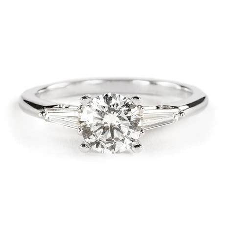 15 best of baguette diamond wedding rings