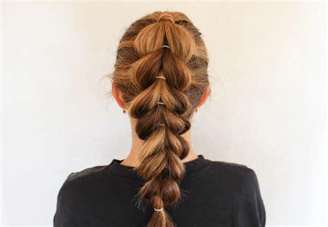 create  french pull  braid