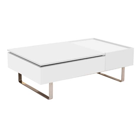 mirror dining table reveal coffee table white dwell