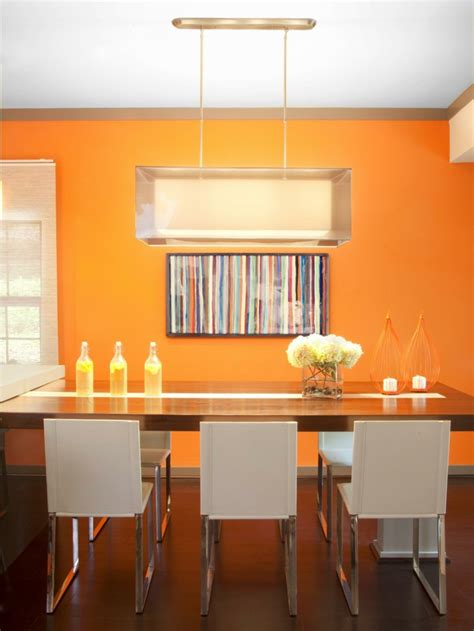 Deco Salle A Manger Moderne Peinture Salle 224 Manger 77 Id 233 Es Charmantes