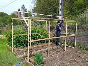 Construire Une Serre Pas Cher : abri tomates recherche google jardinage pinterest ~ Premium-room.com Idées de Décoration