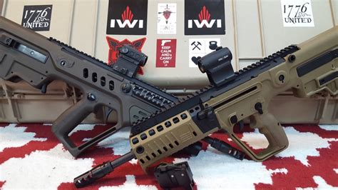 Iwi Tavor & X95 Trigger Weight Modifications