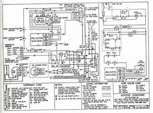 Gas Heat Furnace Wiring Diagram Schematic