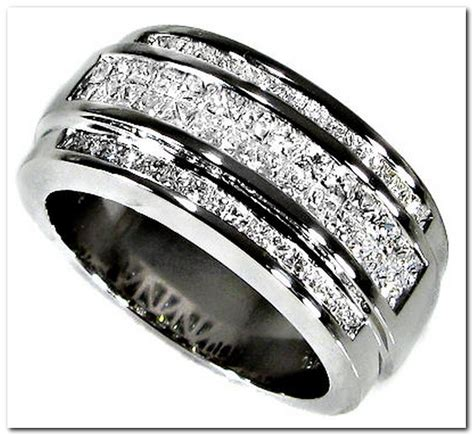 men s diamond wedding bands