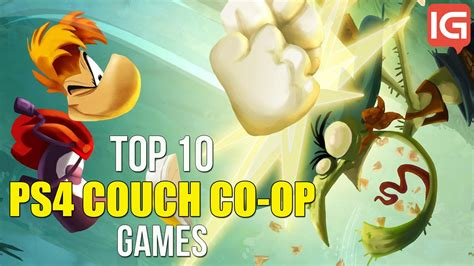 Top 10 Ps4 Couch Co-op Games (what To Play In 2016)