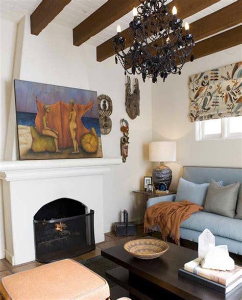 dekorasi dinding modern  ruang tamu rancangan