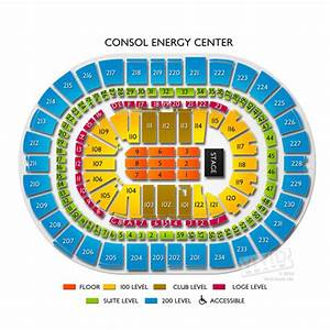Ppg Paints Arena Seating Chart Virtual Ppg Paints Arena Tickets Ppg Paints Arena Seating Chart