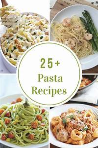 Pasta Recipes The Idea Room
