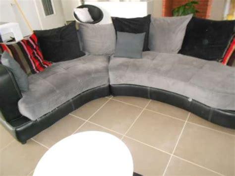 canape d angle rond canap 233 d angle rond 224 montereau fault yonne meubles