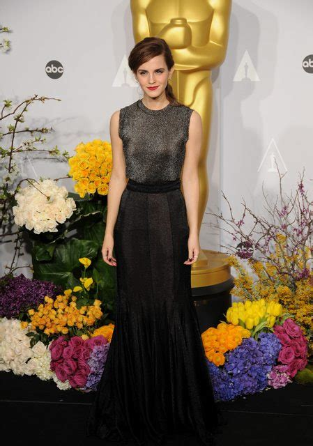 Images Emma Watson Annual Academy Awards