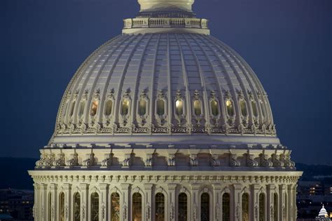 Capitol Dome Successfully Restored | Architect of the Capitol