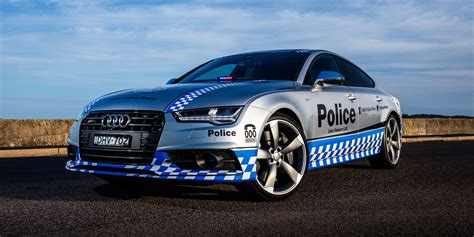 audi  sportback bmw   boost police profile