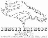 Broncos Coloring Denver Nfl Pages Drawing Football Logos Bronco Helmets Worksheets Usage Printable Sheets Drawings Flag Unique Paintingvalley sketch template