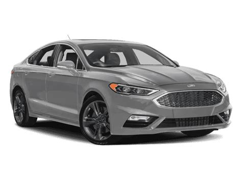 New Ford Fusion Sport by New 2018 Ford Fusion Sport 4d Sedan In Natrona Heights