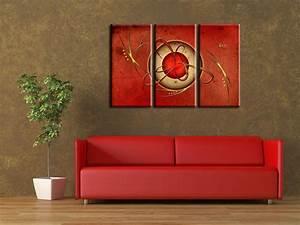 Decoration Murale Tableau : tableau design abstrait d coration murale discount sur hexoa ~ Teatrodelosmanantiales.com Idées de Décoration