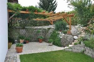 gartenmauern und sichtschutz von steiner hurlimann With garten planen mit balkon sichtschutzwand