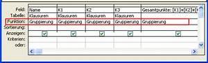 Durschnitt Berechnen : tutorial access berechnungen ~ Themetempest.com Abrechnung