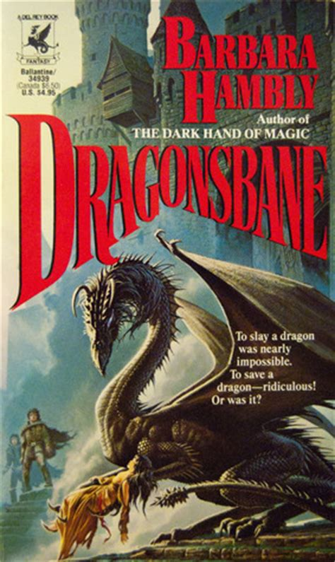 dragonsbane winterlands   barbara hambly