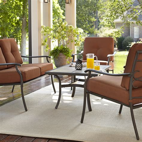 smith clermont 4 seating set rust limited