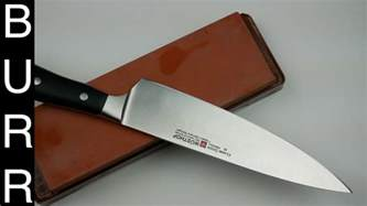 Best Sharpening For Kitchen Knives How To Sharpen Wustof Ikon Chef Knife On Chosera 800 Whetstone Reviews Of The Top Kitchen Gadgets