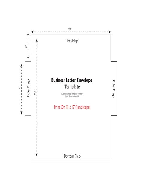 business envelope template   templates   word