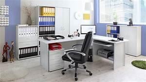 Arbeitszimmer Möbel : b ro arbeitszimmer 7 teilig bigset lightgrey ~ Pilothousefishingboats.com Haus und Dekorationen