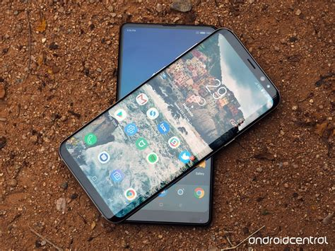 xiaomi mi mix 2 vs samsung galaxy s8 it s all in the details android central android