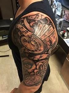 25 Amazing Half Sleeve Tattoos for Men Tattoos for Men