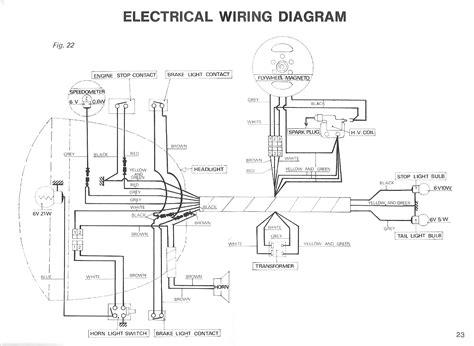 peugeot wiring diagrams moped wiki