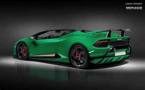 2019 Lamborghini Performante by 2019 Lamborghini Huracan Performante Spyder All But