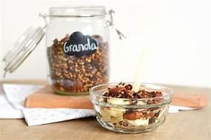 Petit Déjeuner Vegan : granola petit d jeuner gourmand healthy et complet ~ Melissatoandfro.com Idées de Décoration