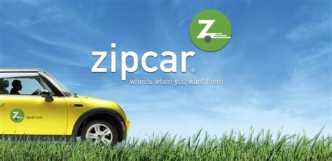 Zipcar Comes To Android, Car Sharing Gets Easier