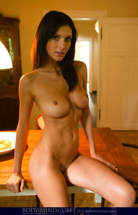Klaudia Nude In Homebody Free Body In Mind Picture Gallery At Elitebabes