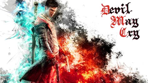 Dmc Devil May Cry  Definitive Edition Annoncé Sur Ps4 Et