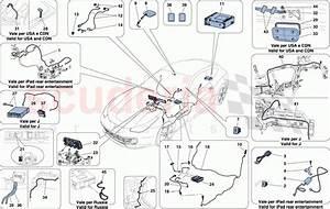 Ferrari Gtc4lusso Infotainment System Parts
