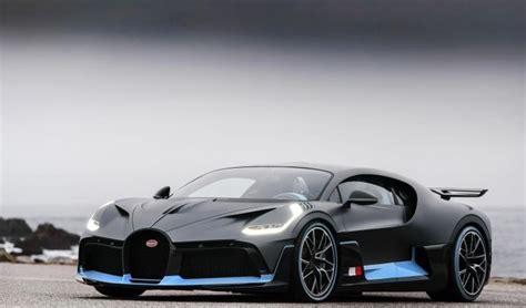 Four special centenaire models were created in 2009 to. Bugatti Divo (2019) : du vrai sport et un prix record