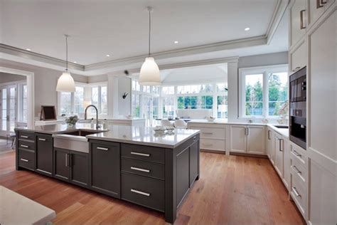 white kitchen gray island another consideration grey island cabinets with 1380