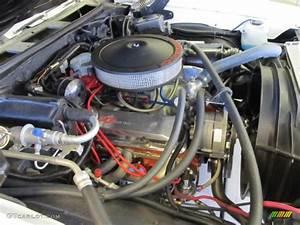 1971 Chevrolet Chevelle Malibu 400 Convertible 350 Cid V8 Engine Photo  51795314