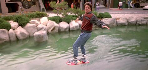 Mattel Hoverboard Skateboard Deck by Lexus Makes A Real Back To The Future Hoverboard