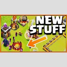 New Pekka Level 6 + Inferno Tower Level 5 & More June 2017 Update  Clash Of Clans Youtube